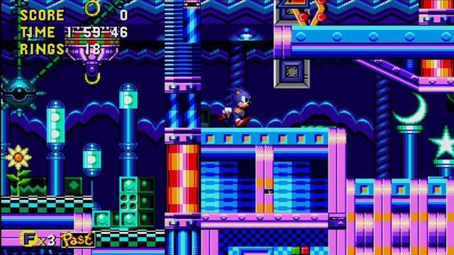 Sonic CD remains fun, fast, and now includes the Japanese soundtrack