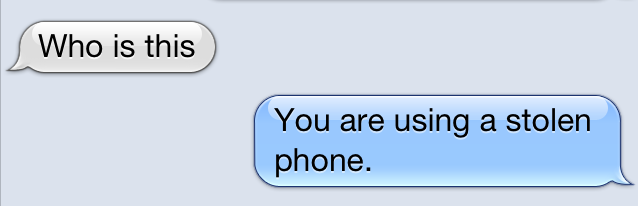 Stolen iPhone? Your iMessages may still be going to the wrong place