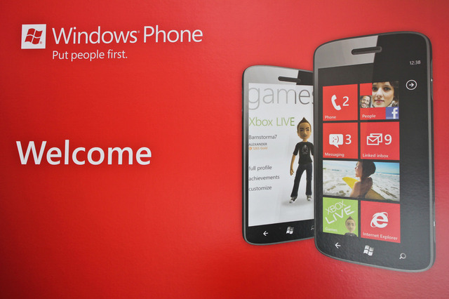 Is Windows Phone's consumer focus killing it?
