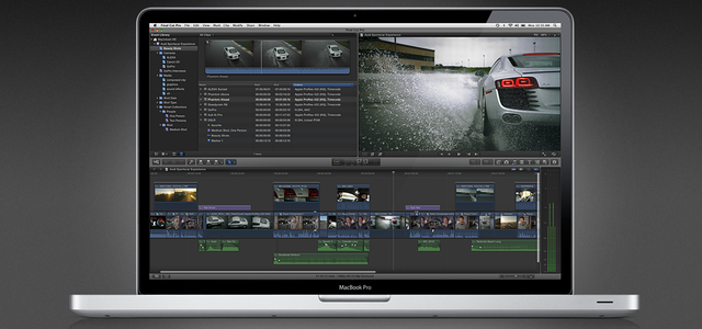 Apple issues second update to Final Cut Pro X to appease video pros (Updated)