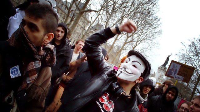 As Anonymous protests, Internet drowns in inaccurate anti-ACTA arguments