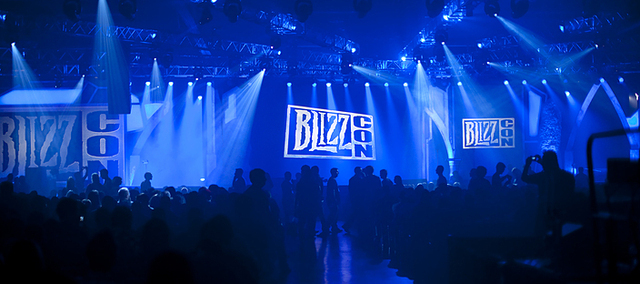 Blizzard fans will have to mill about aimlessly in their own homes this year.