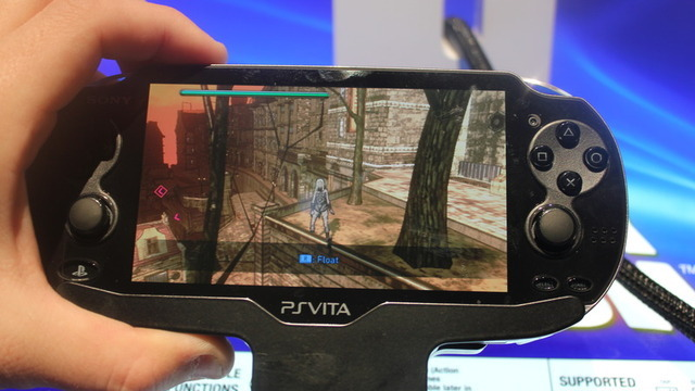 Gravity Rush on the PS Vita is the game you didn't know you needed
