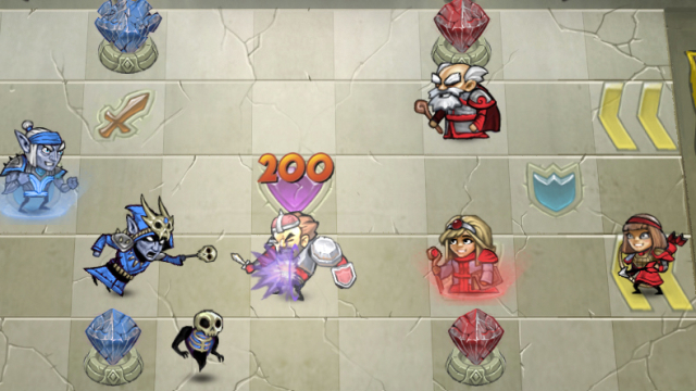 Hero Academy: A free iOS strategy game for the time-constrained
