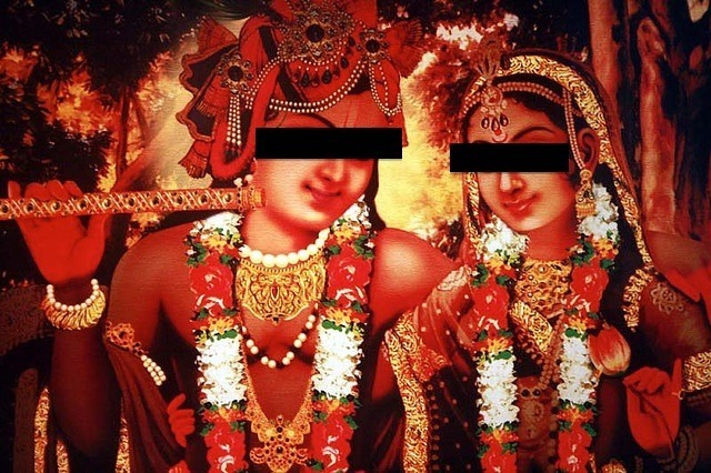 India: obscene pics of gods require massive human censorship of Google, Facebook