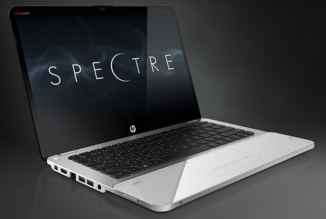 THe HP Envy 14 Spectre