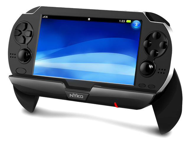 Nyko's PS Vita external battery looks sweet, will arrive this spring
