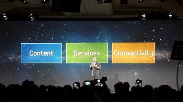 Samsung plans plethora of new devices around smart TV concept