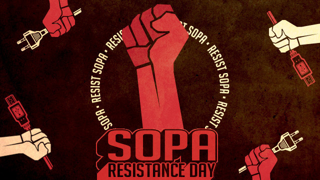SOPA Resistance Day begins at Ars