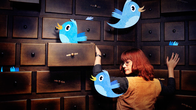 Twitter uncloaks a year's worth of DMCA takedown notices, 4,410 in all