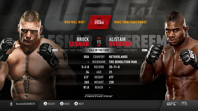 Microsoft UFC giveaway backfires as Xbox 360 app fails during fight