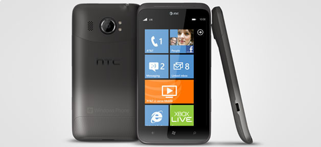 First LTE Windows Phone, the HTC Titan II, coming to AT&T soon