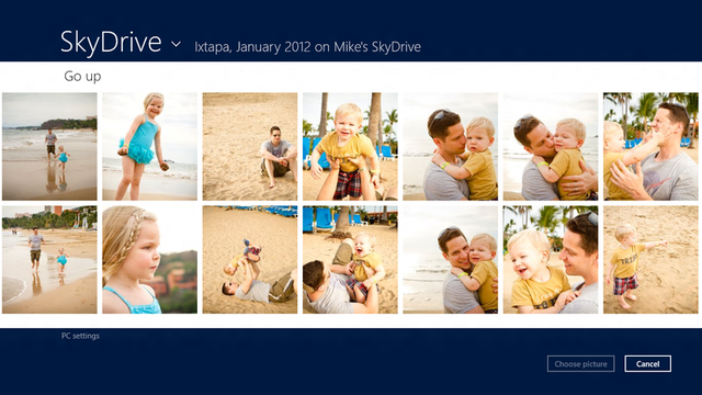 Bigger files, remote access, OpenDocument, and more coming to SkyDrive