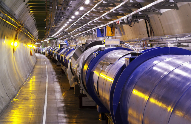 The hardware at the LHC won't get an upgrade until the end of a packed 2012 run.