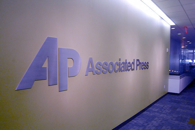 AP sues aggregator over