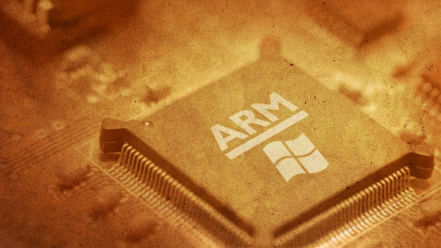 Windows 8 on ARM: building a common Windows platform