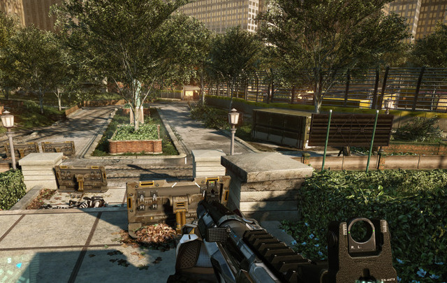 While this scene from <i>Crysis 2</i> looks pretty good, in a few decades it's going to look like outdated crap.