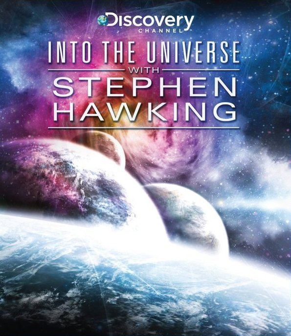 From your couch, Into the Universe with Stephen Hawking