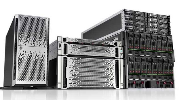 HPs Gen8 server line includes more built-in sensors and intelligence.