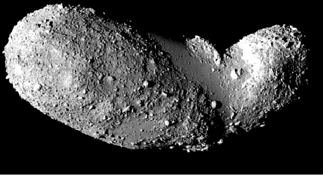 Near-Earth asteroid Itokawa, a