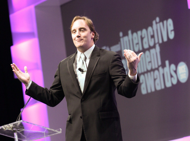 While Jay Mohr's bad jokes certainly didn't help, they're probably not the main reason no one pays much attention to gaming's academy awards.