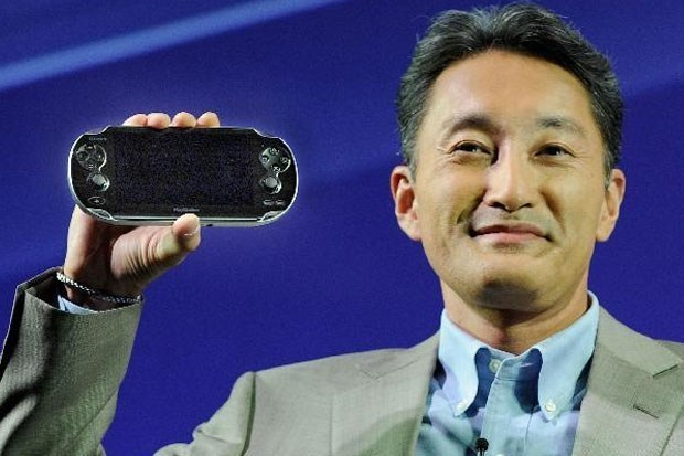 PlayStation boss Kazuo Hirai becomes president of Sony