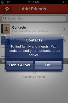 Path addresses privacy controversy, but social apps remain a risk to users