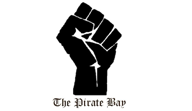 The Pirate Bay's current logo