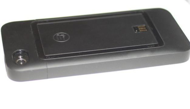 The Third Rail Mobility case for iPhone 4 and 4S