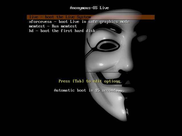 The Anonymous-OS