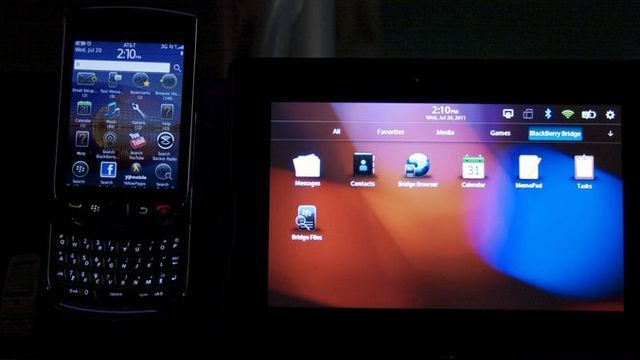 The Blackberry Playbook and Blackberry 7-based smartphones have not been the big winners RIM had hoped for,  CEO Thurston Heins admitted.
