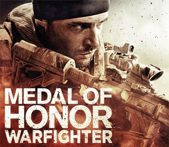 A promotional image for the upcoming <i>Medal of Honor: Warfighter</i>