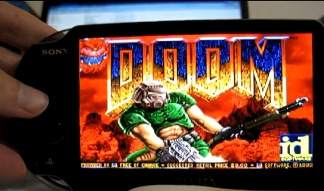 Doom on the Vita