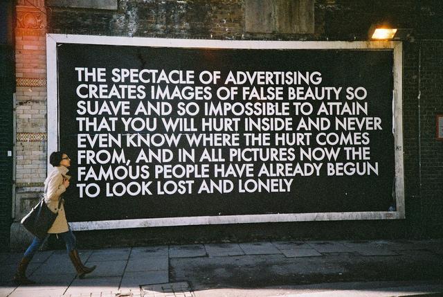 Sad but true.