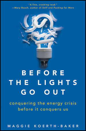 Why you should read the book Before the Lights Go Out