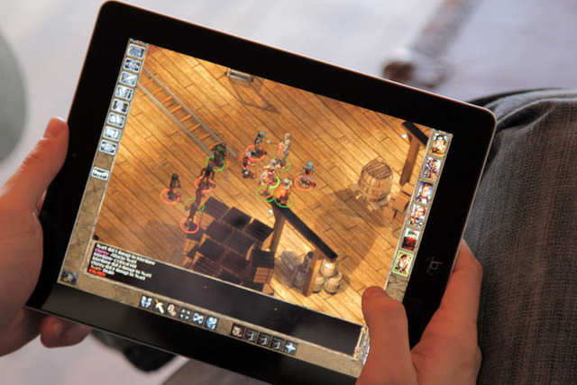 A bad development experience with Nintendo has Overhaul games reluctant to bring this iPad version of <i>Baldur's Gate: Enhanced Edition</i> over to the Wii U.