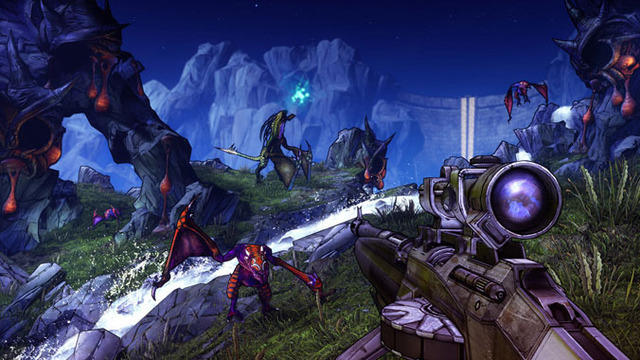 Borderlands 2 ups the challenge, tweaks the interface, doesn't fix what wasn't broken