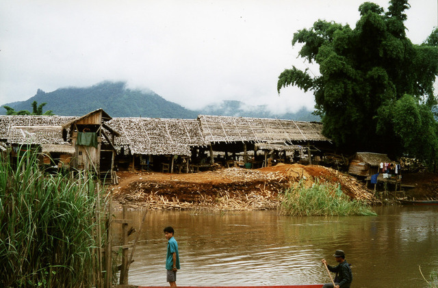 Western Thailand, where drug resistant malaria has become increasingly prevalent.