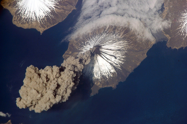 This planet obeys the law—stats on volcanic eruptions show pattern called Benford's Law
