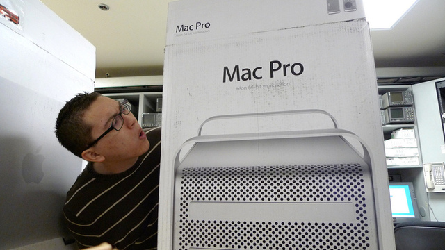 What's in the cards for Mac Pros, and the pros who use them?