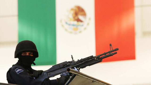 The Mexican military has been fighting a longstanding war against drug cartels