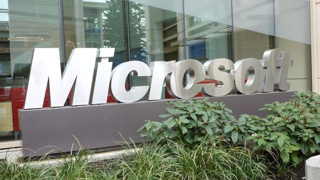 Microsoft profits take a beating in spite of record fourth quarter
