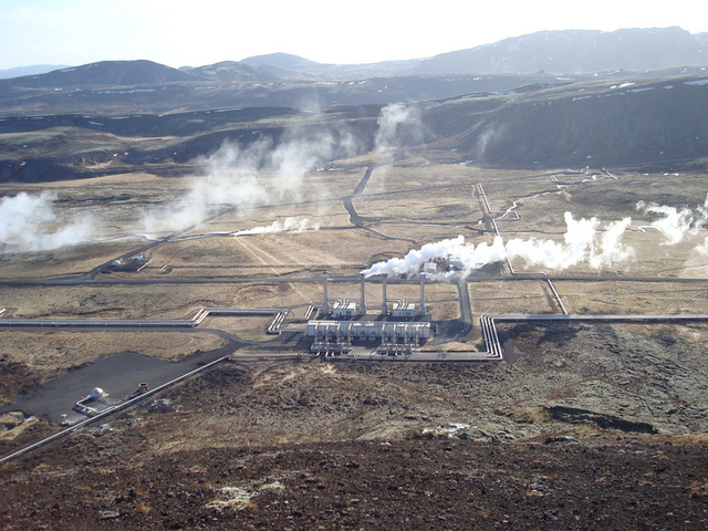 Nesjavellir Geothermal Power Station: Iceland's second largest geothermal power station