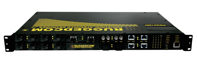 This RSG2100 device contains a backdoor that hackers could used to gain unauthorized access to computer systems that control electric substations and other critical infrastructure.