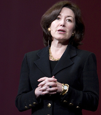 Oracle's Safra Catz in 2008