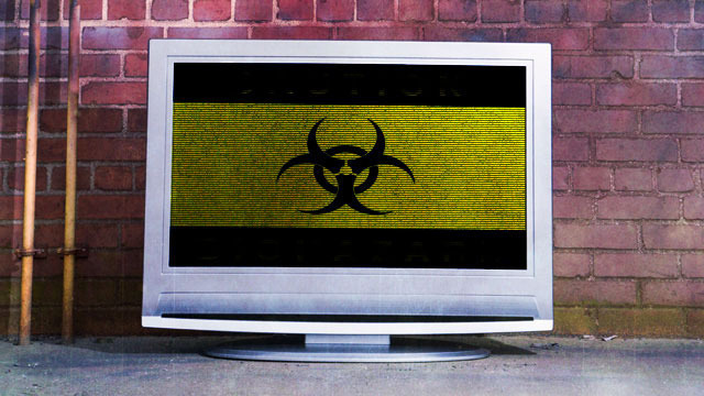 TV-based botnets? DoS attacks on your fridge? More plausible than you think