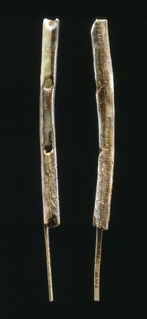 Flute made of mammoth ivory