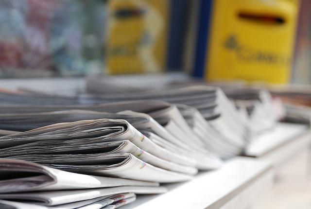 Future U: Read all about it! College newspaper heralds future of journalism!