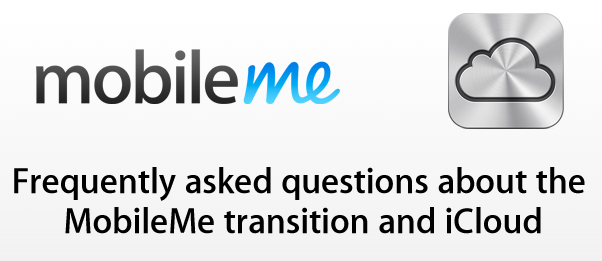 Apple's FAQ page for the MobileMe transition has been updated, but still no free unicorns for subscribers.