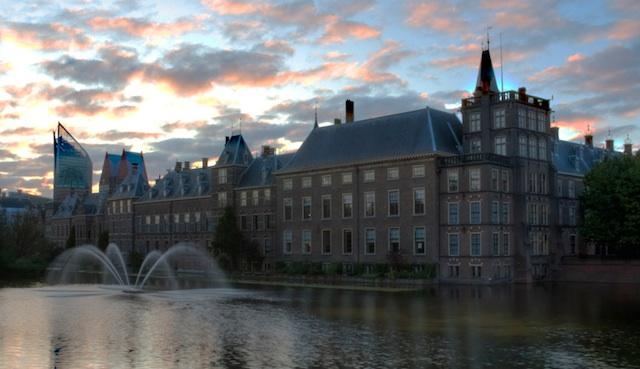 The Dutch Parliament